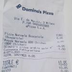 Grazie #dominospizza ! Ho scaricato l'app e ho avuto una pizza in omaggio! #pazziperlaspesa #buonisconto