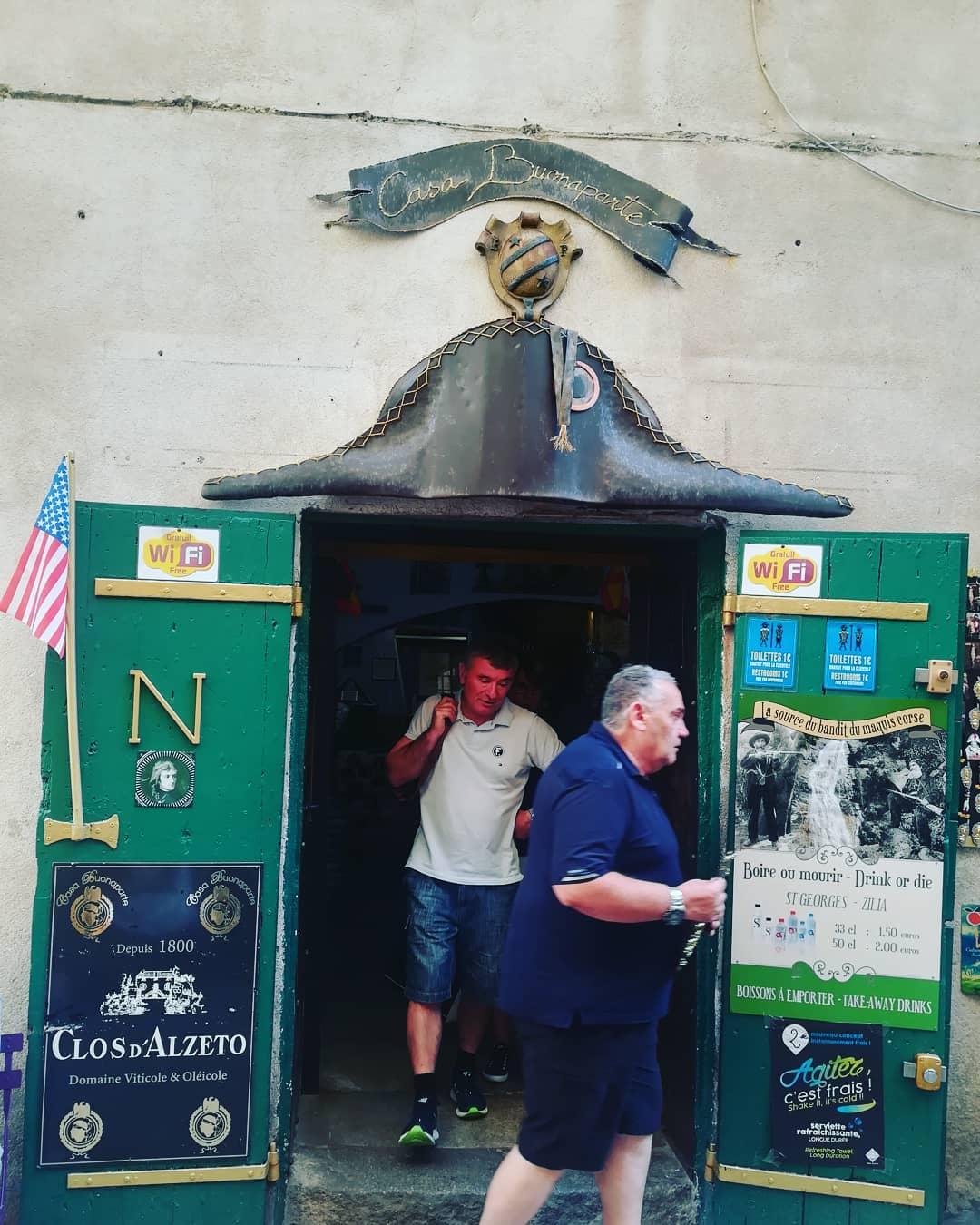 #maisonbonaparte #ajaccio #corsicainsmart #portesdefrance